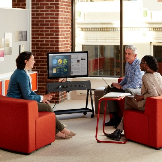 Creating Collaborative Workspaces that Work