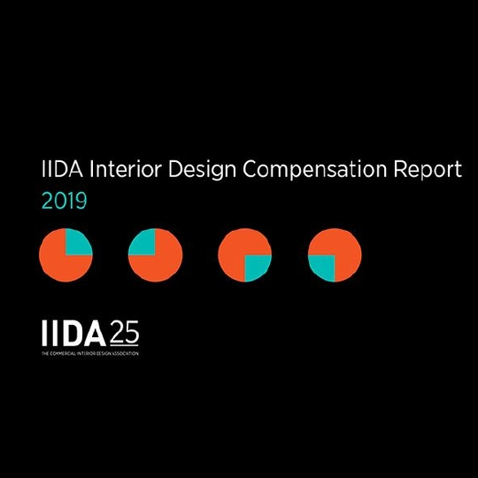 2019 IIDA Interior Design Compensation Report