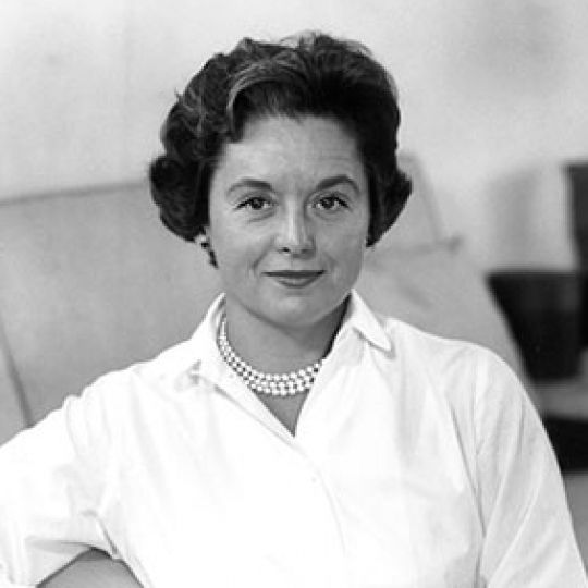 A Tribute: Florence Knoll Bassett