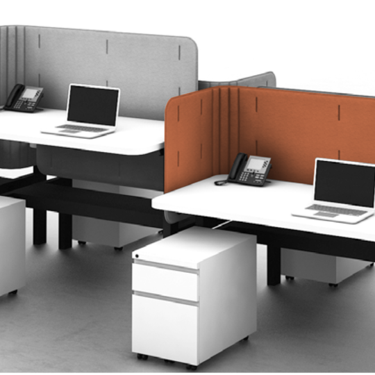 Workstation Enclosure & Space Delineation